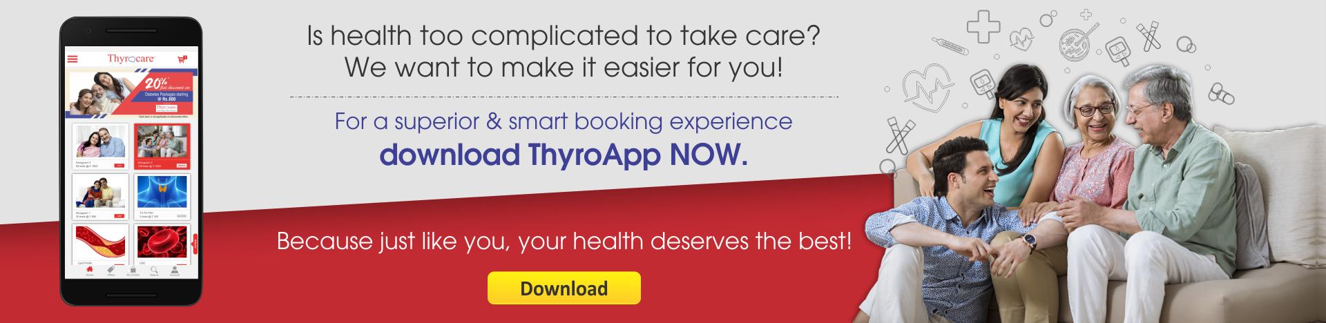 Thyrocare latest