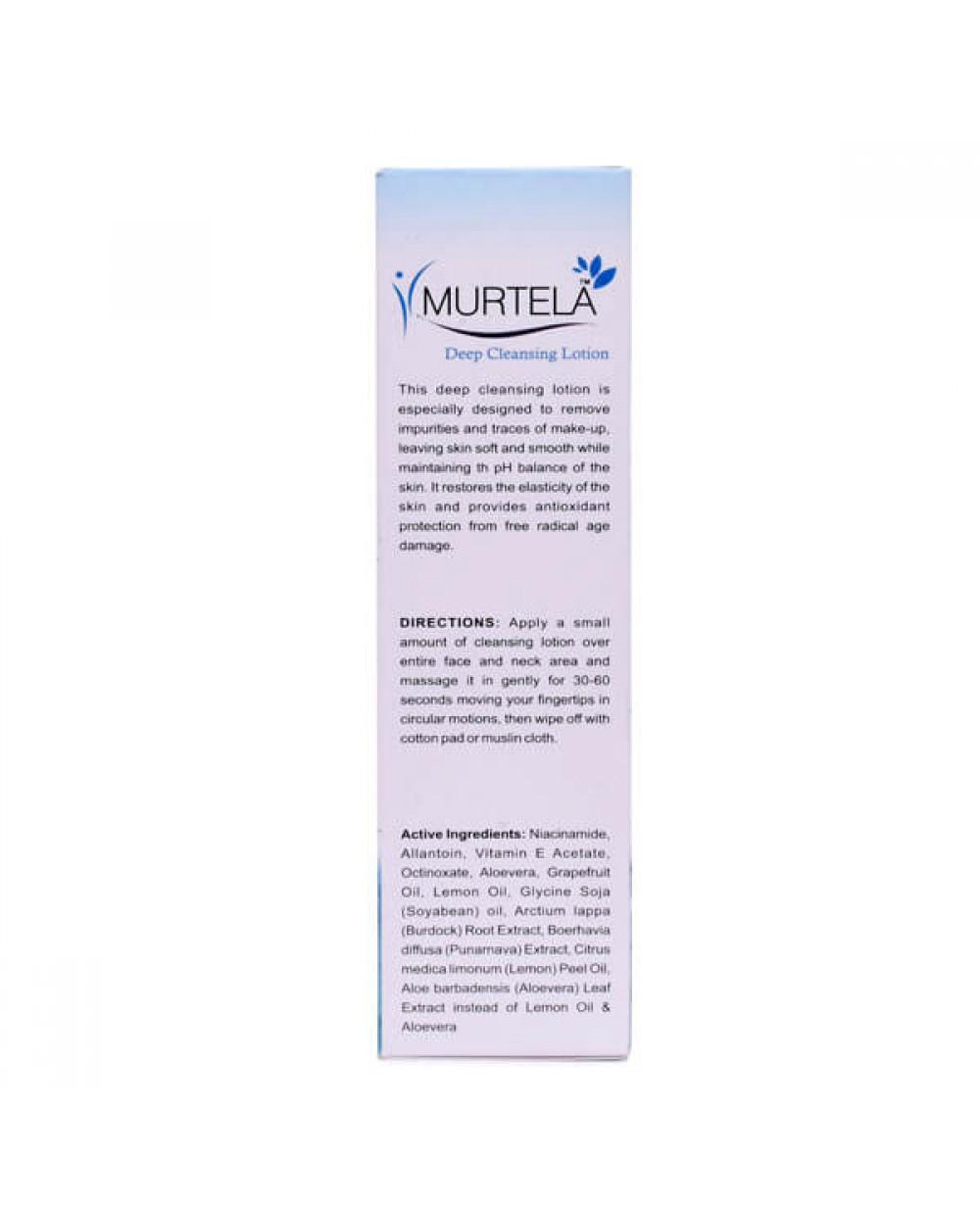 Murtela Deep Cleansing Lotion, 100 ml