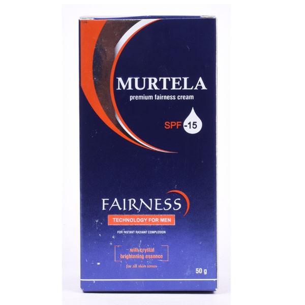 Murtela Fairness Cream For Men With Spf 15