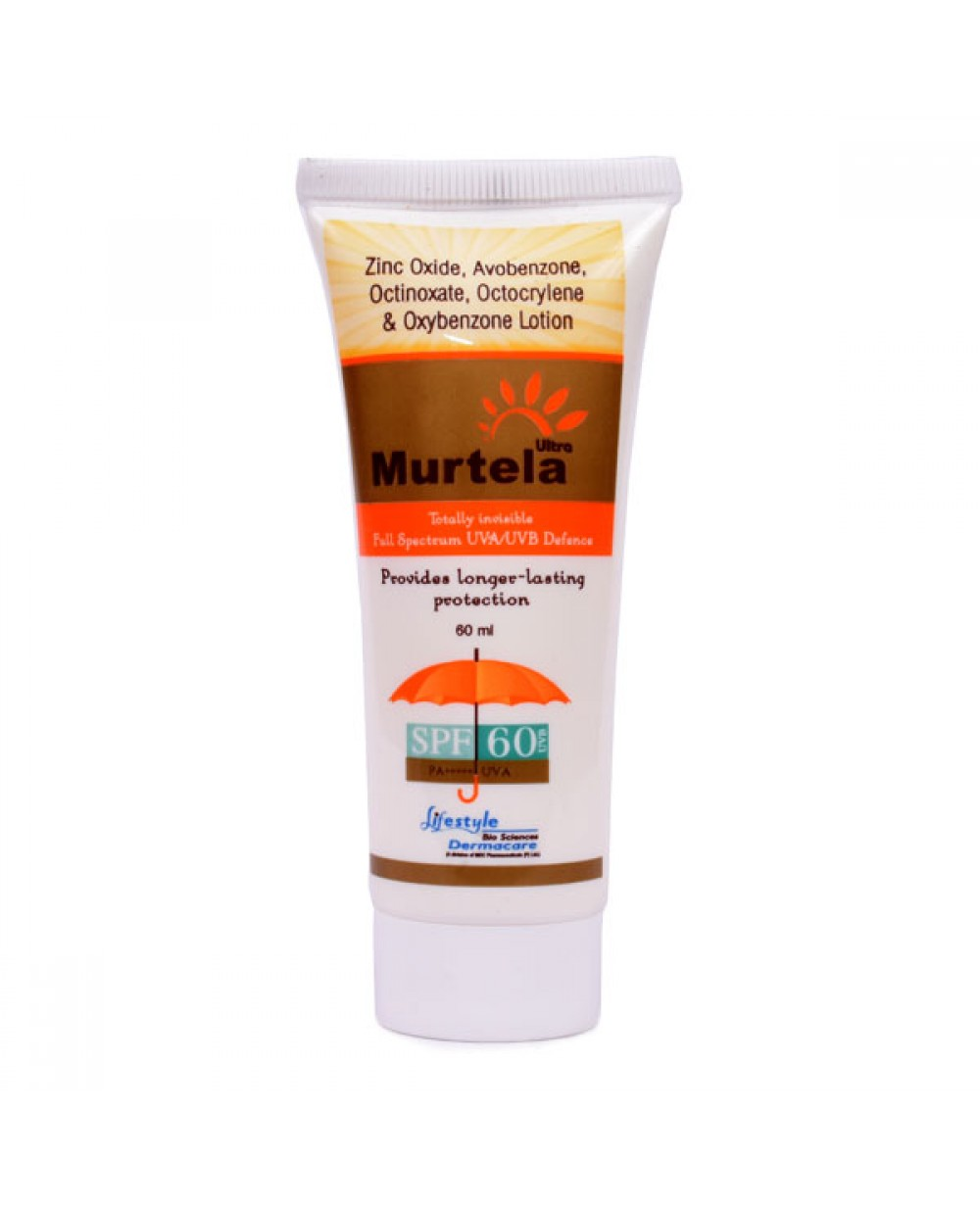 Murtela Ultra Sunscreen Lotion - 60ml