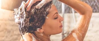 How To Apply Hair Shampoo