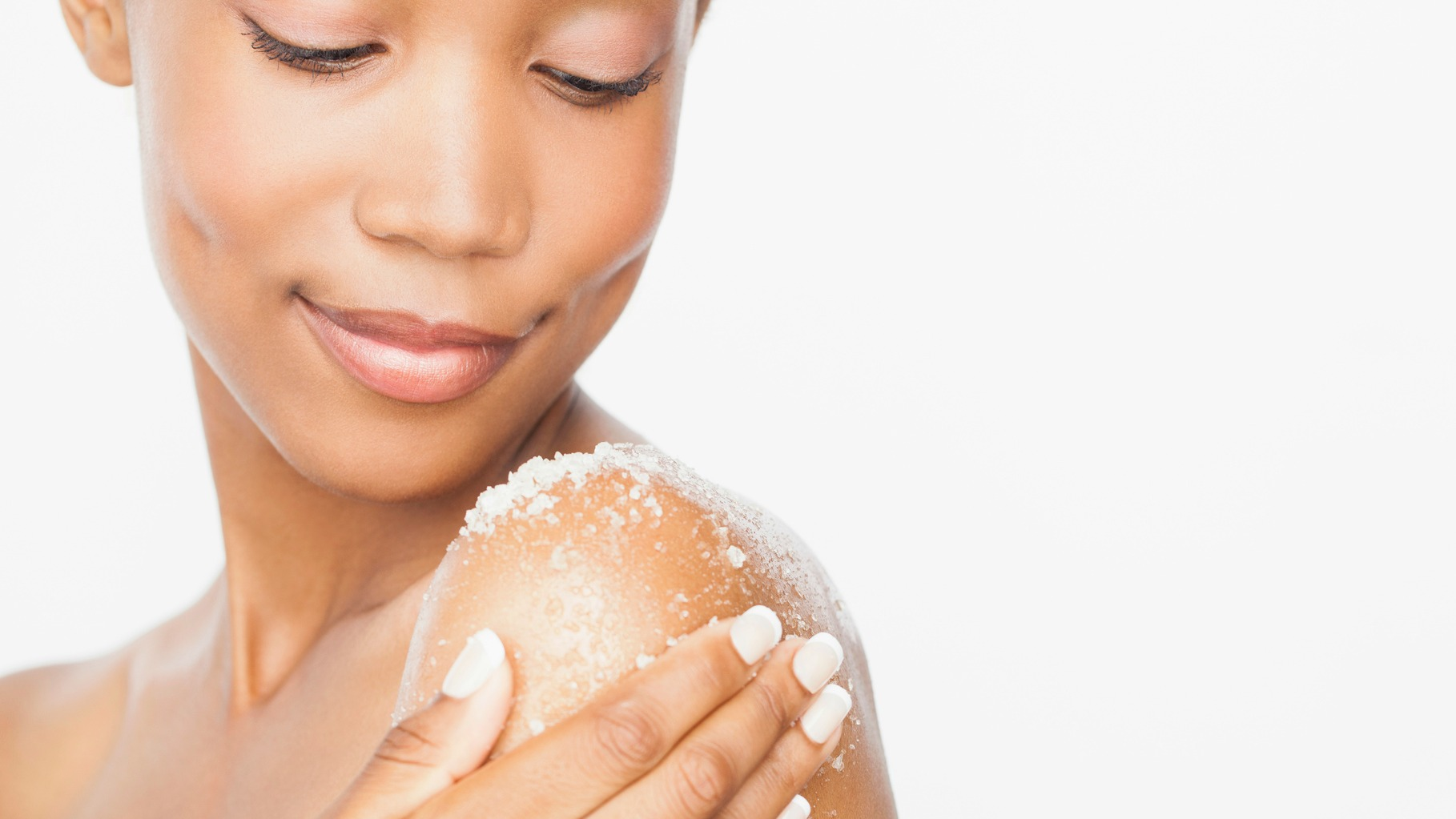 How To Apply Body Scrub