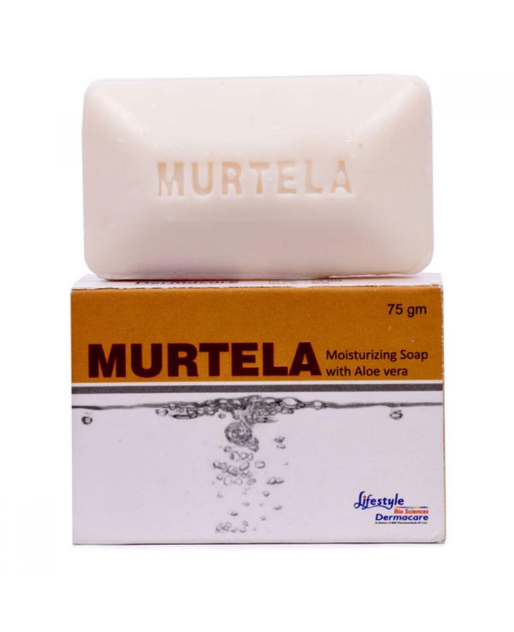 Murtela Moisturizing Soap, 75 g