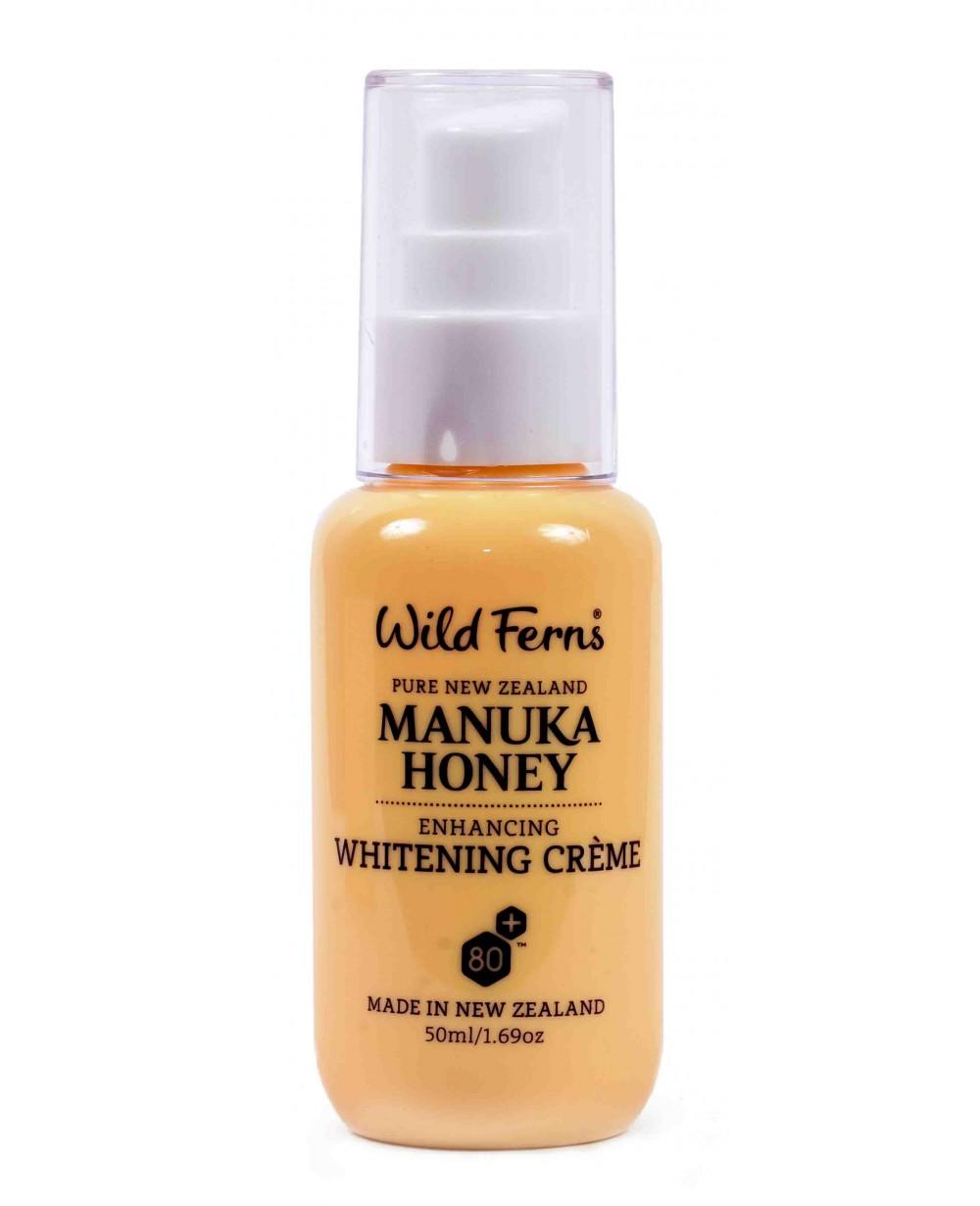 WILD FERNS MANUKA HONEY WHITENING CREAM 50 ML