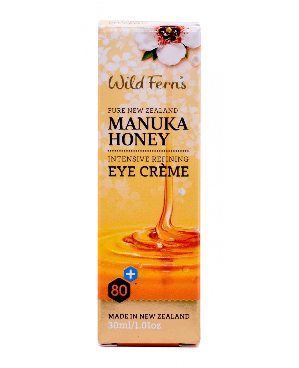 WILD FERNS MANUKA HONEY FACIAL CLEANSER 140 ML