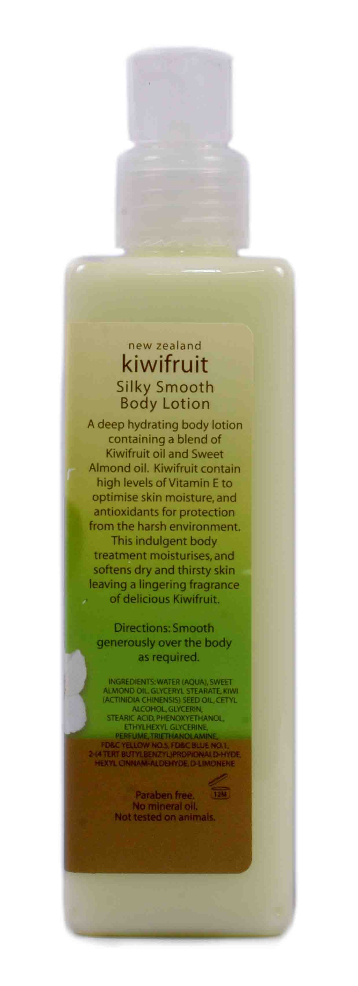Wild Ferns Kiwifruit Body Lotion 240 ML