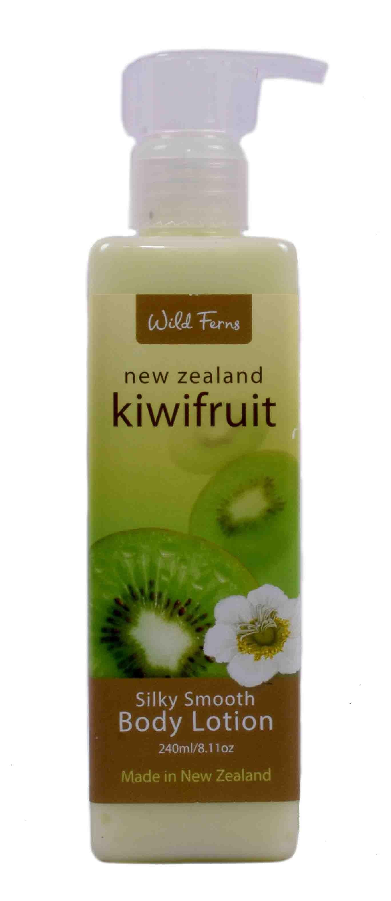 Wild Ferns Kiwifruit Body Lotion 240 ML