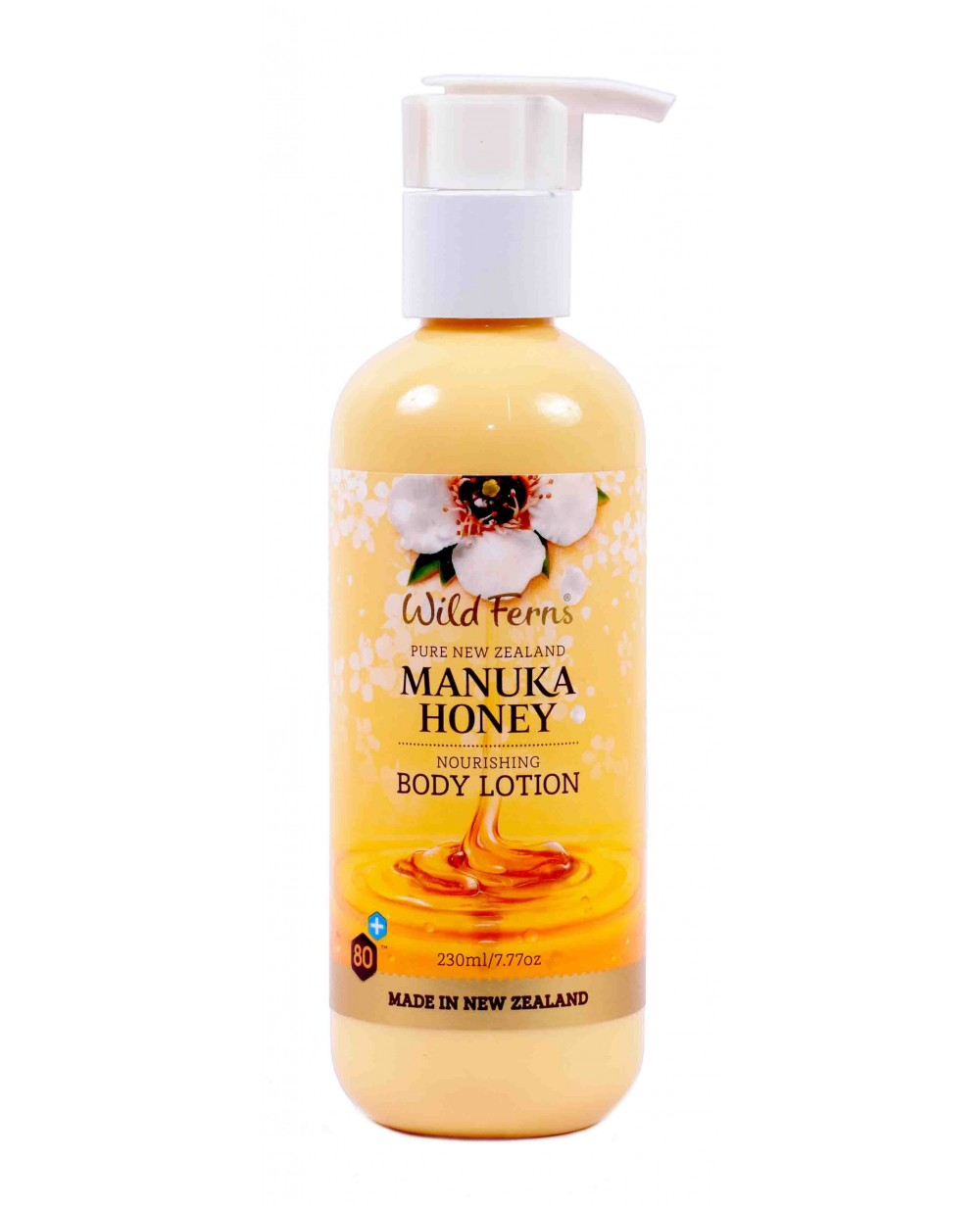 WILD FERNS MANUKA HONEY BODY LOTION 250 ML