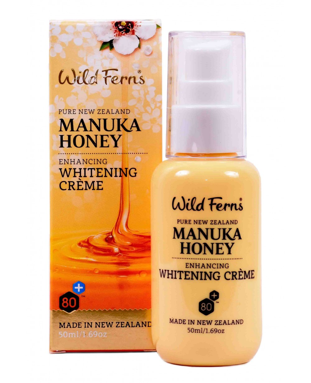 WILD FERNS MANUKA HONEY WHITENING CREAM 50 ML