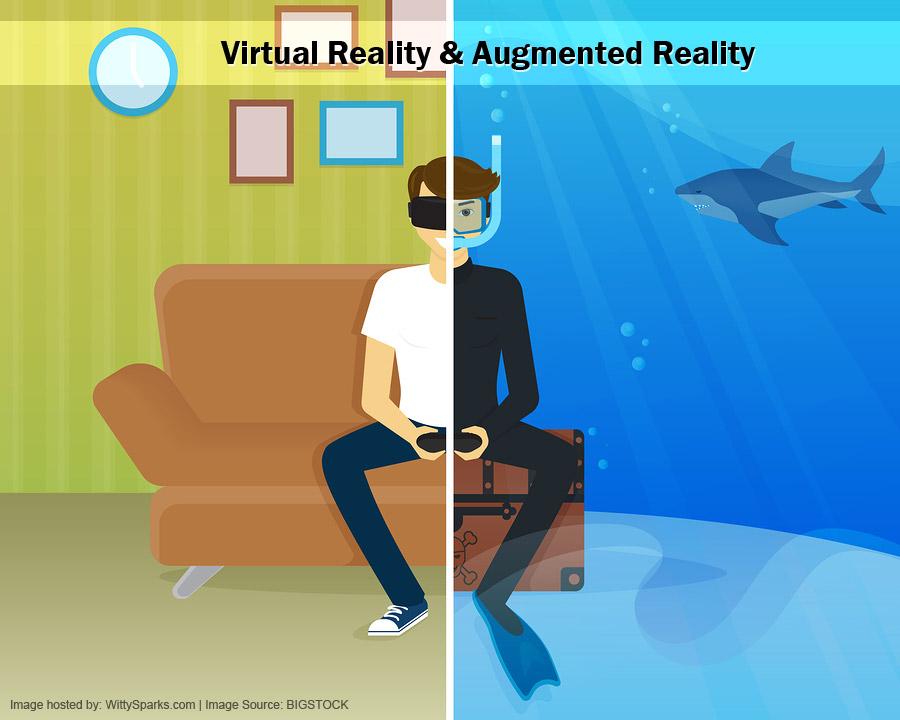 Virtual Reality/Augm