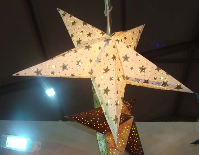 Paper Star and Hanging