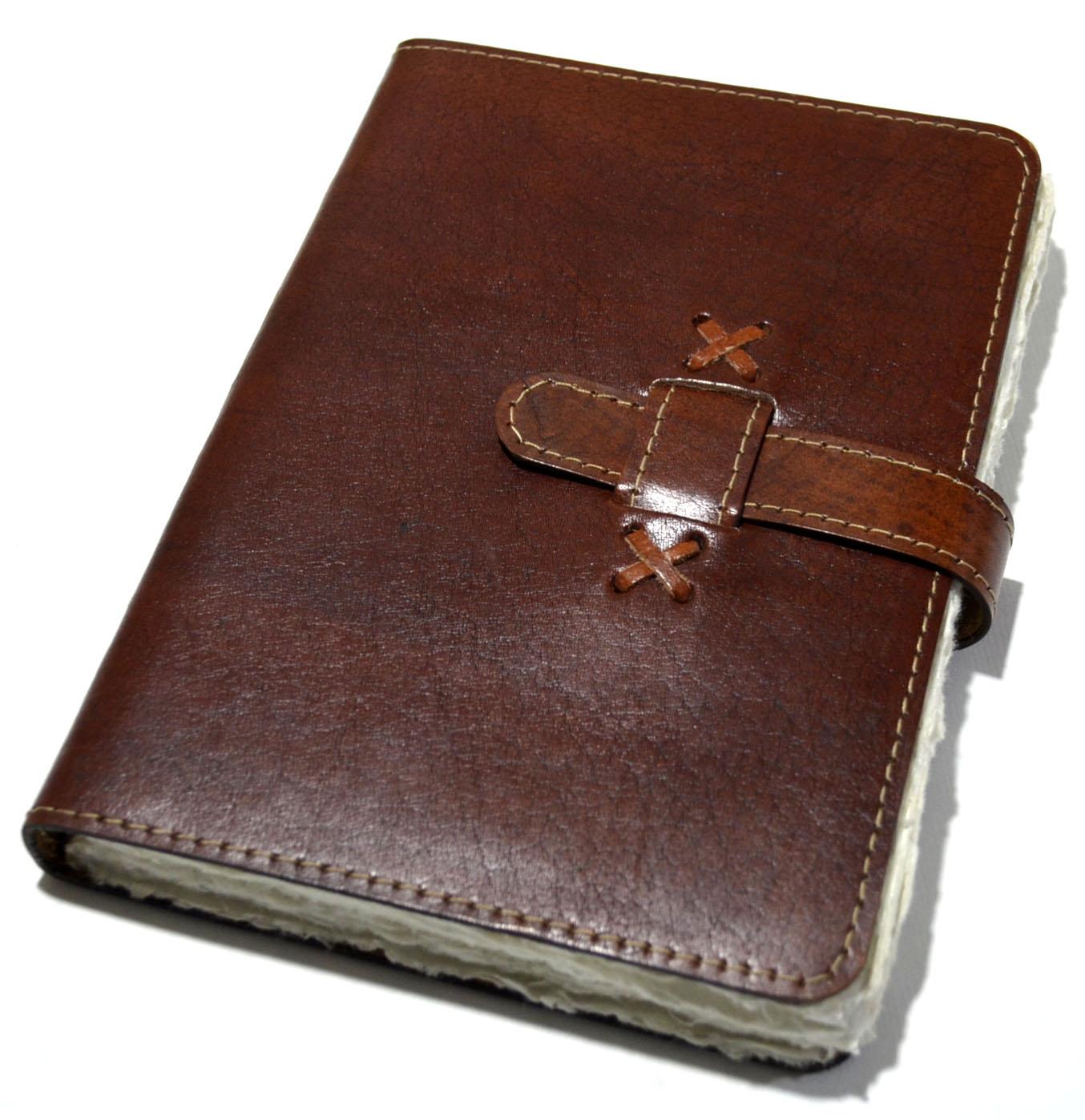 Leather Bound Notebo