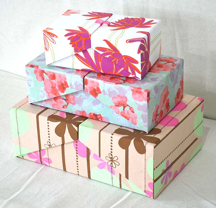 Collapsible Paper Boxes