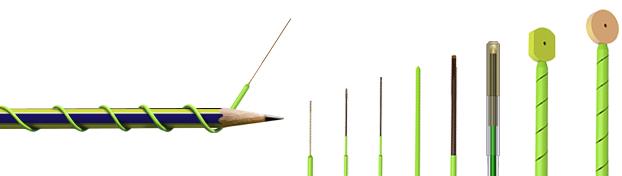 LSENSC Fiber Optic Temperature Sensors