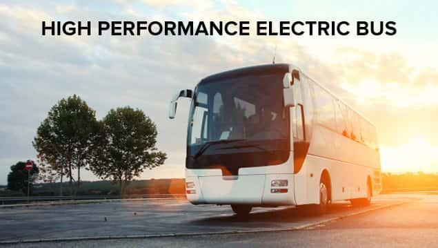 Electric Bus - ev battery testing
