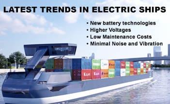 Fiber Optic Temperature Sensing – Enable Electrification of World's Shipping Fleet