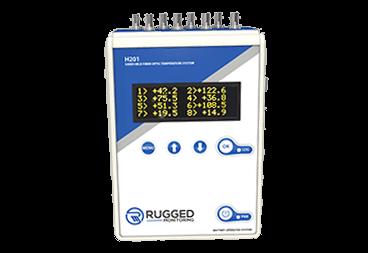 H201 Fiber Optic Temperature Monitors Product