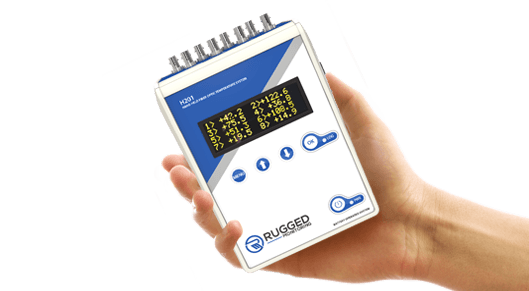 H201 Fiber Optic Temperature Monitors Summary