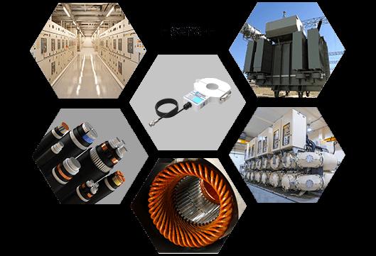 HSENS-H Partial Discharge Sensor Applications