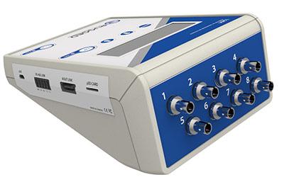 benefits of L201 fiber optic monitor