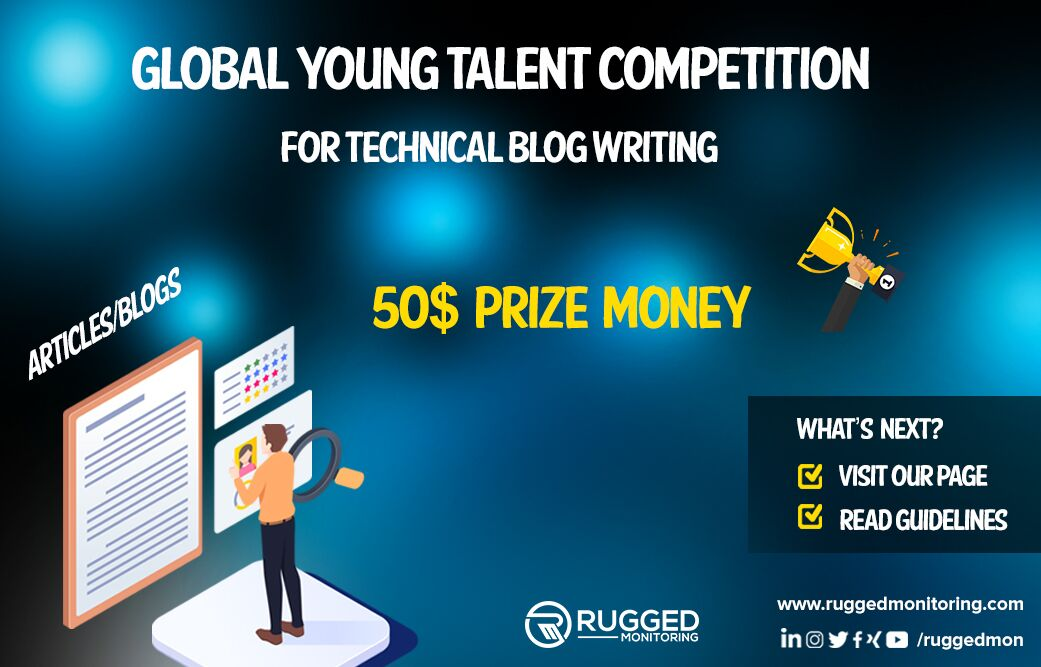 Rugged Monitoring Young Talent Competition