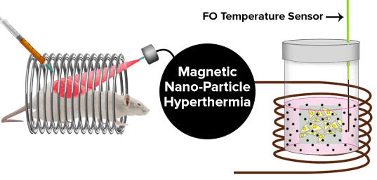 Magnetic Nano-Particle Hyperthermia Research