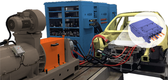EV Inverter / Power Electronics Testing