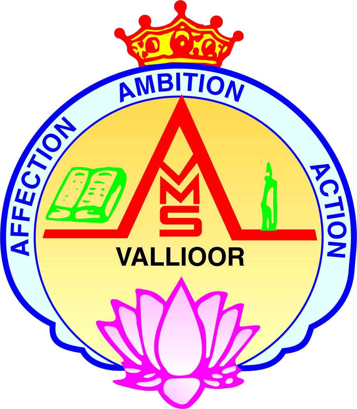Annai School - Vallioor