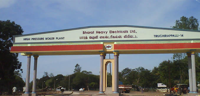 Bharat Heavy Electricals Limited (BHEL), Trichy.