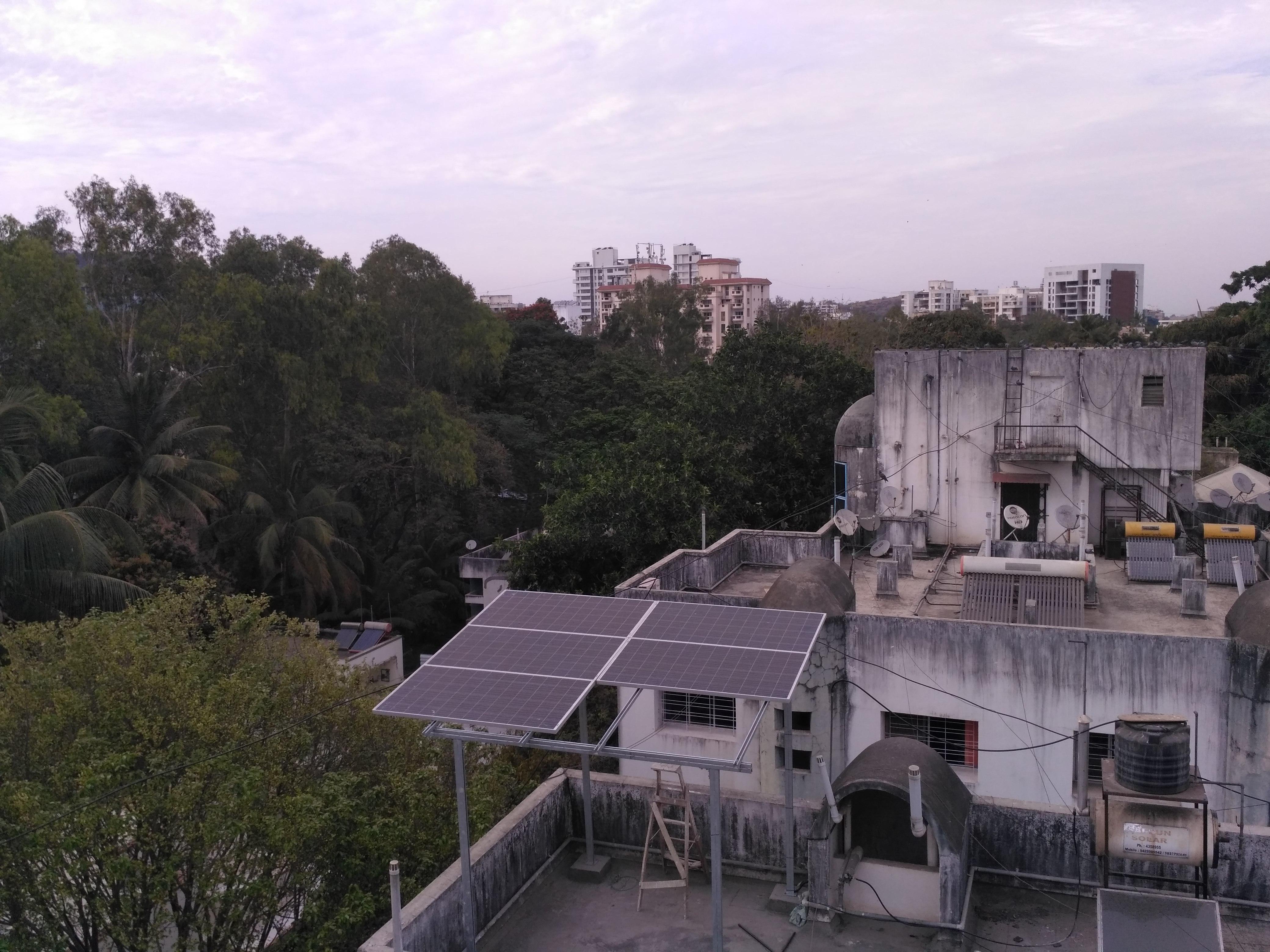 1.6KW- Mr. Mahesh Mehendale, Pune