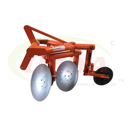 AUTOMATIC REVERSIBLE DISC PLOUGH