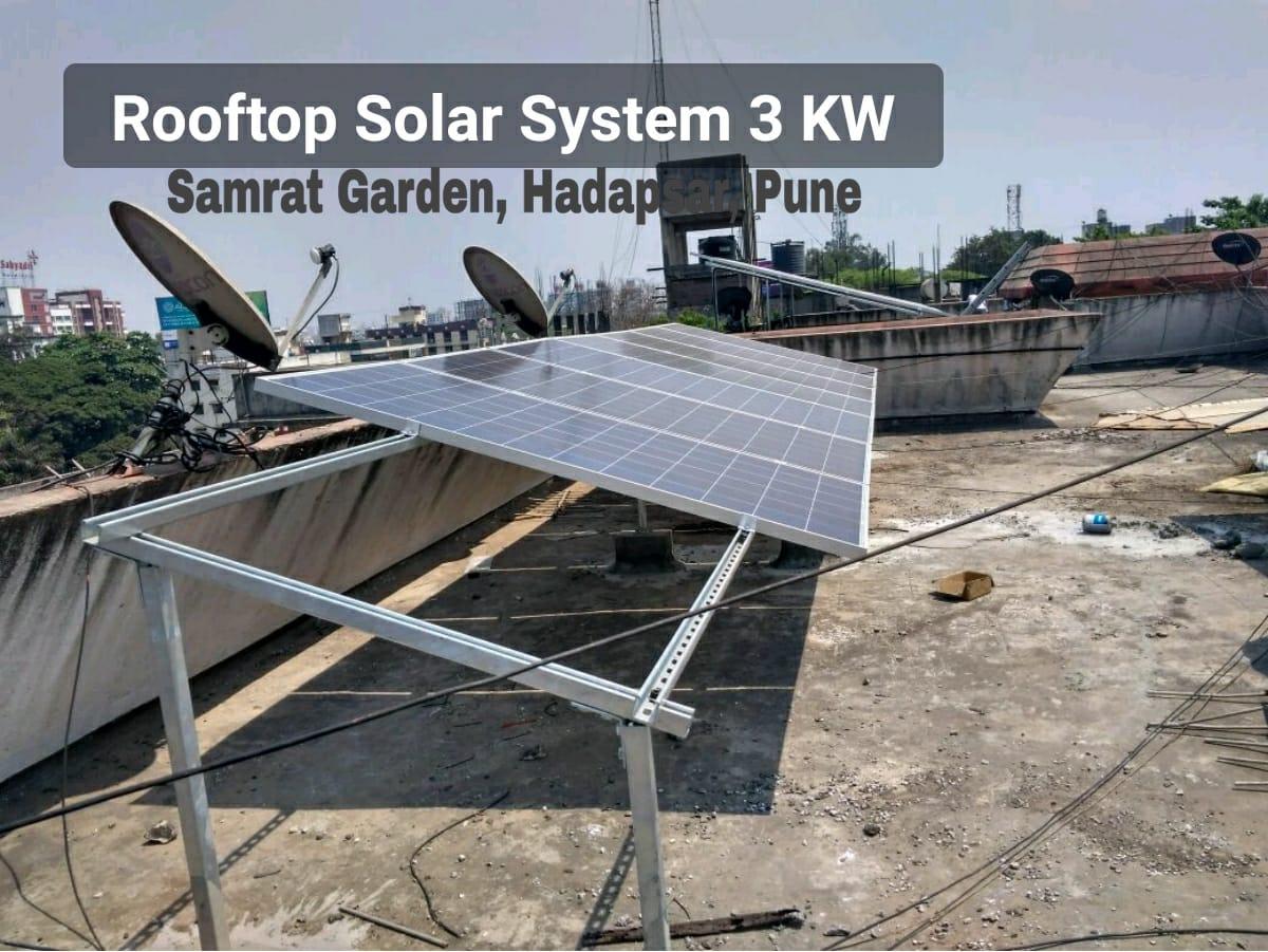 3KW-Samrat Garden