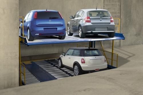 Aec Car Parking