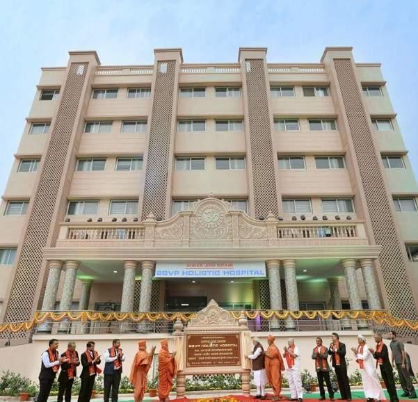 SGVP Holistic Hospital