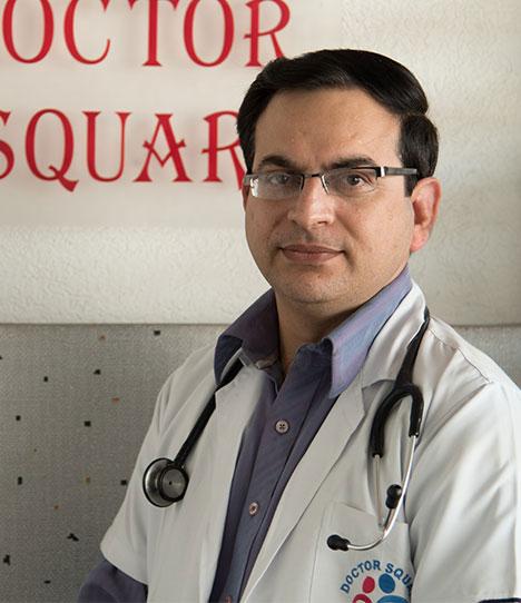 Dr. Sanjeev Kumar is