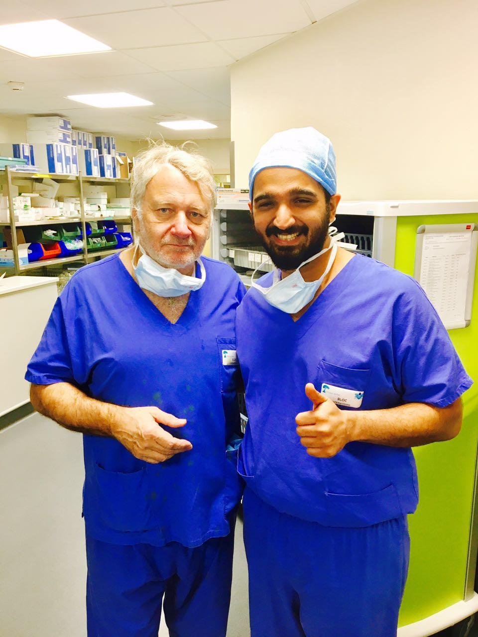 Dr. Kush mukhi has c