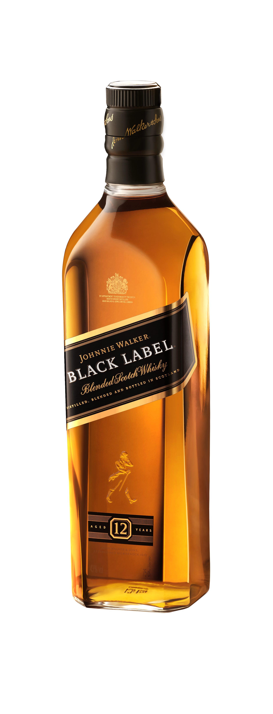 Johnnie Walker Balck Label Whisky