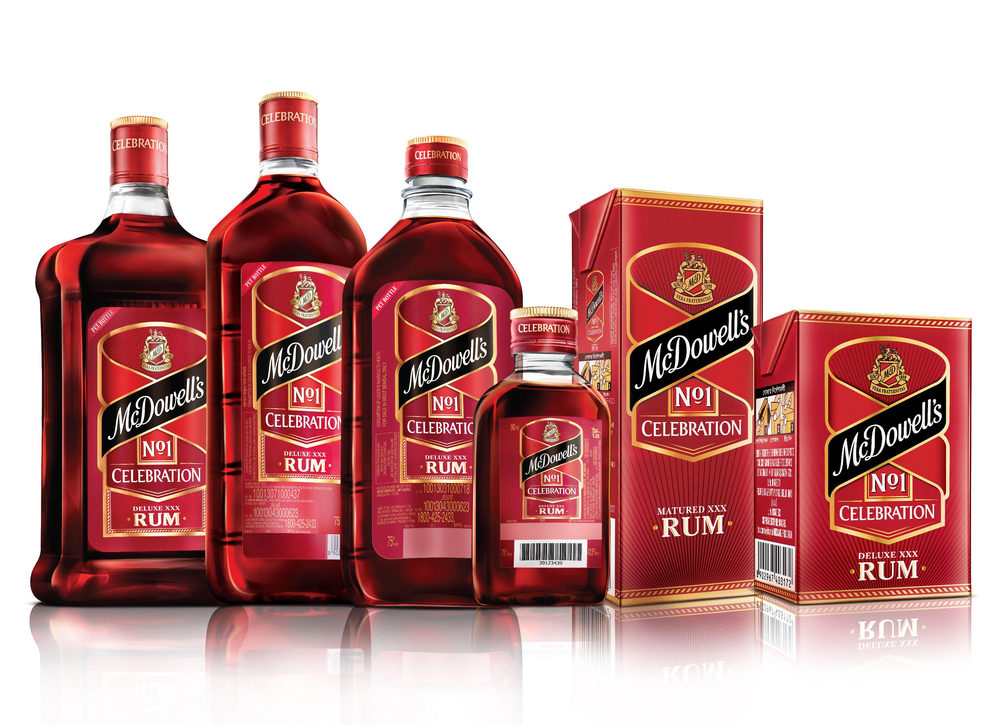 McDowells Rum