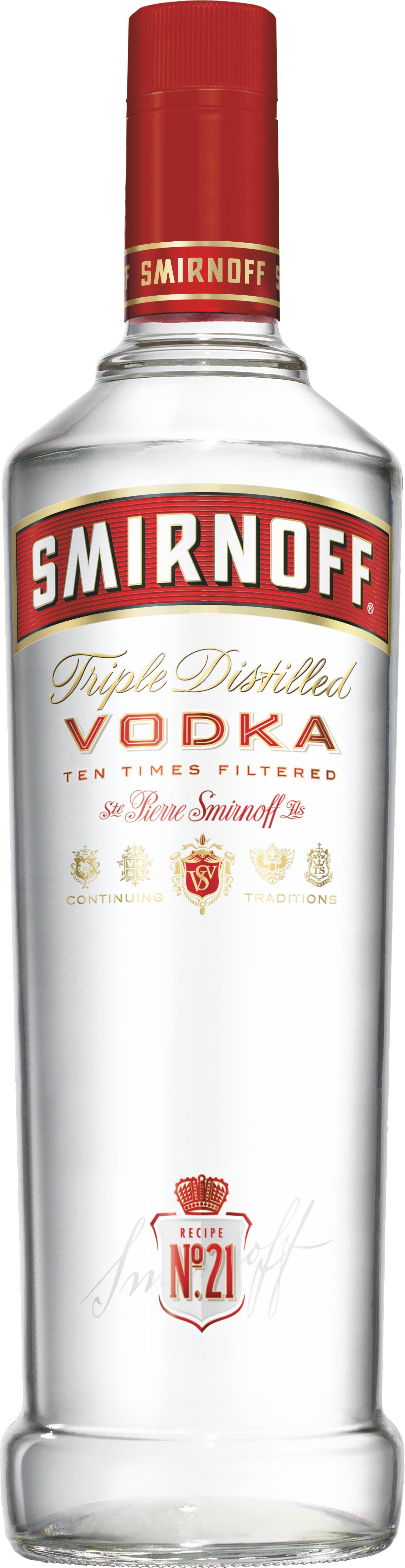 Smirnoff 21 Vodka - 750ml