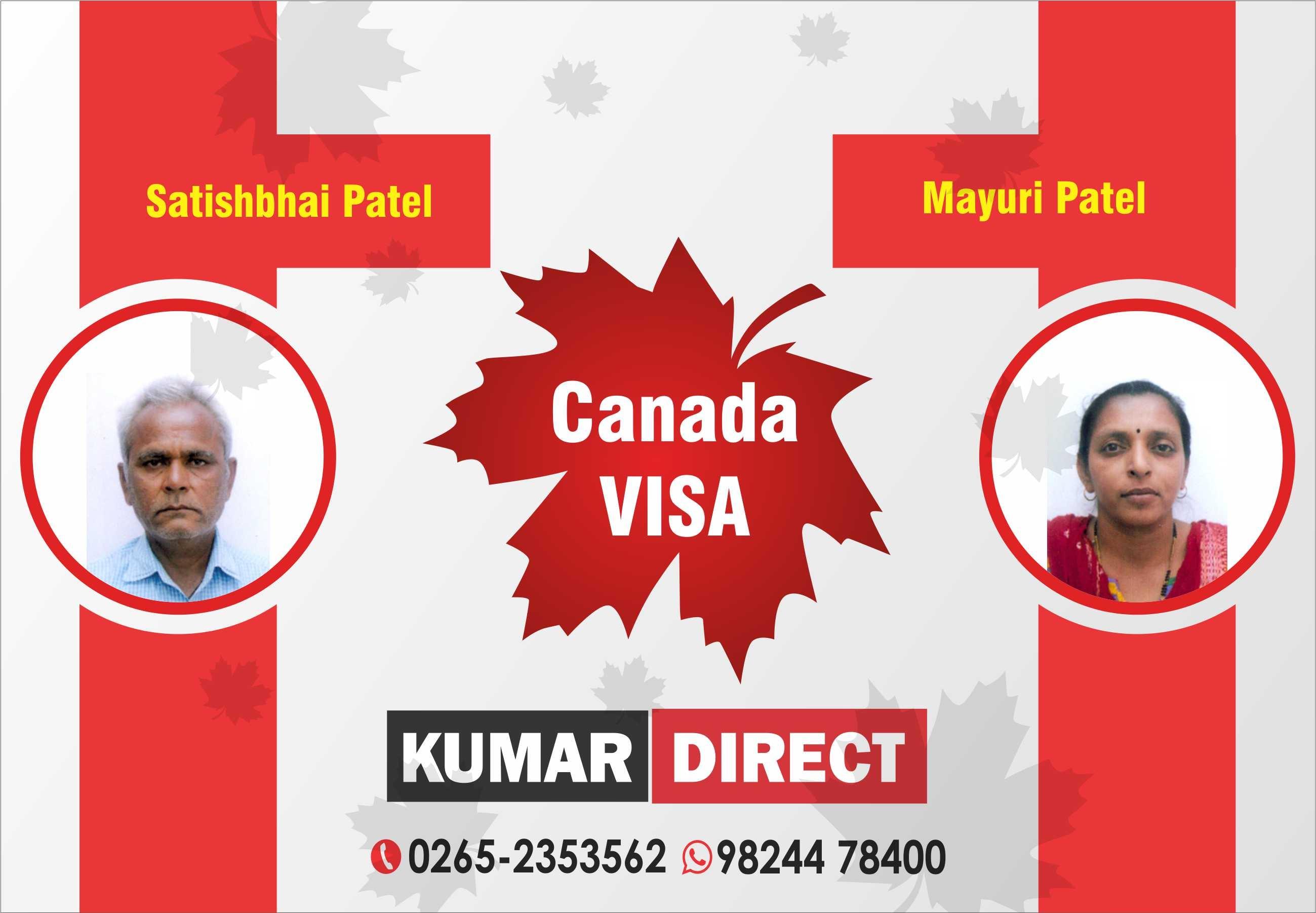 SATISHBHAI PATEL & MAYURI