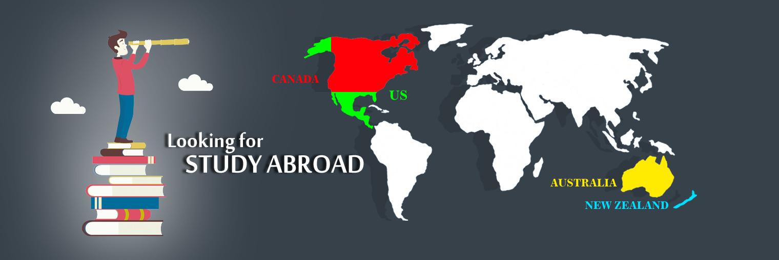 Finding Best abroad desti
