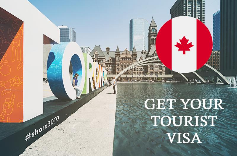 Lets apply for Visitor Vi