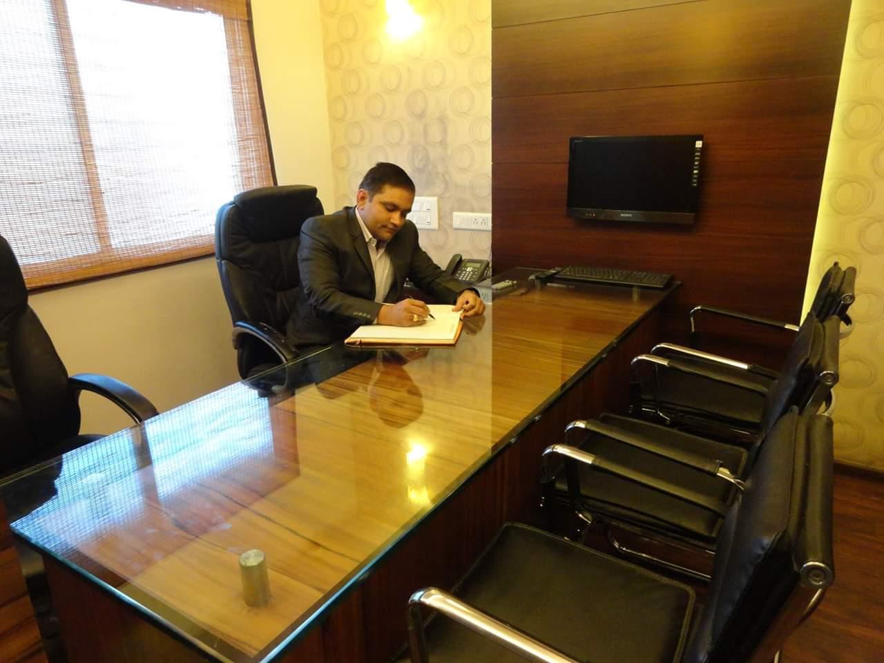 Prof.Sharad Patil